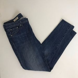 AG Adriano Goldschmied Jeans Size 27 R The Stilt